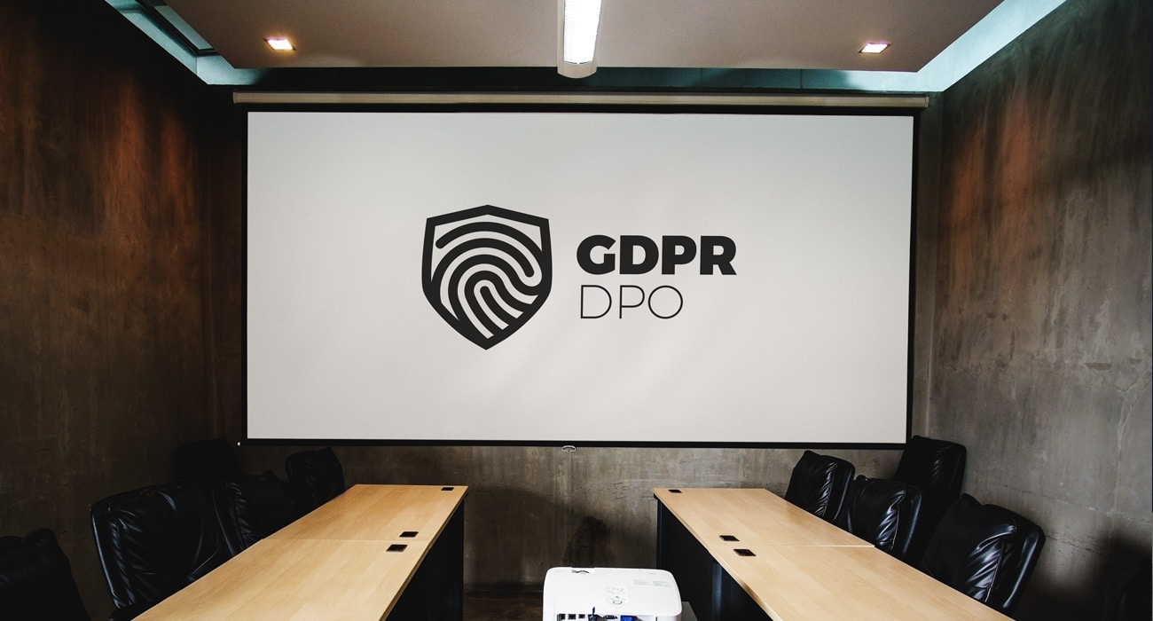 GDPR-DPO logo and branding project.