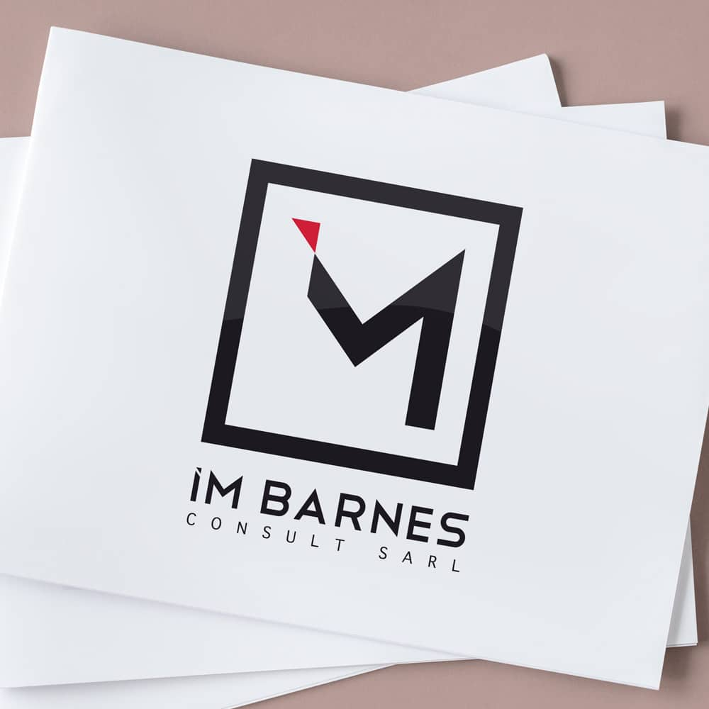 IM Barnes Consult website and branding project