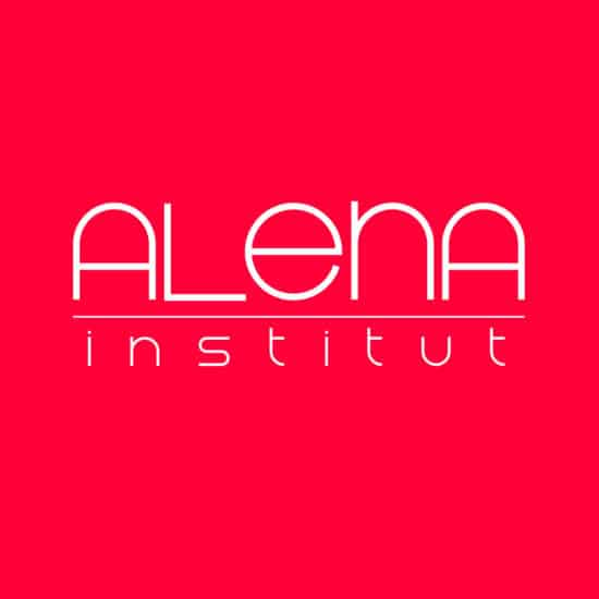 Alena Institut Luxembourg website project