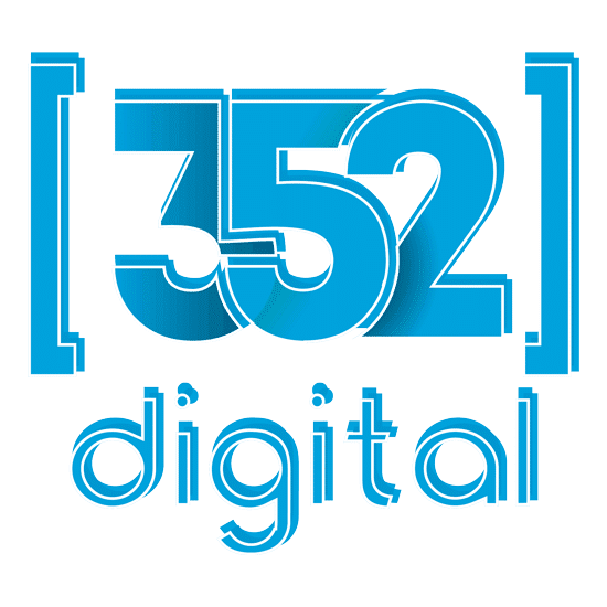 352 Digital Logo