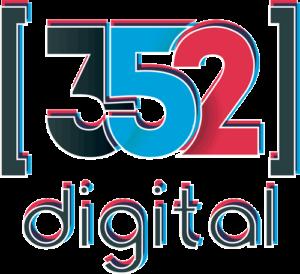 352 Digital logo