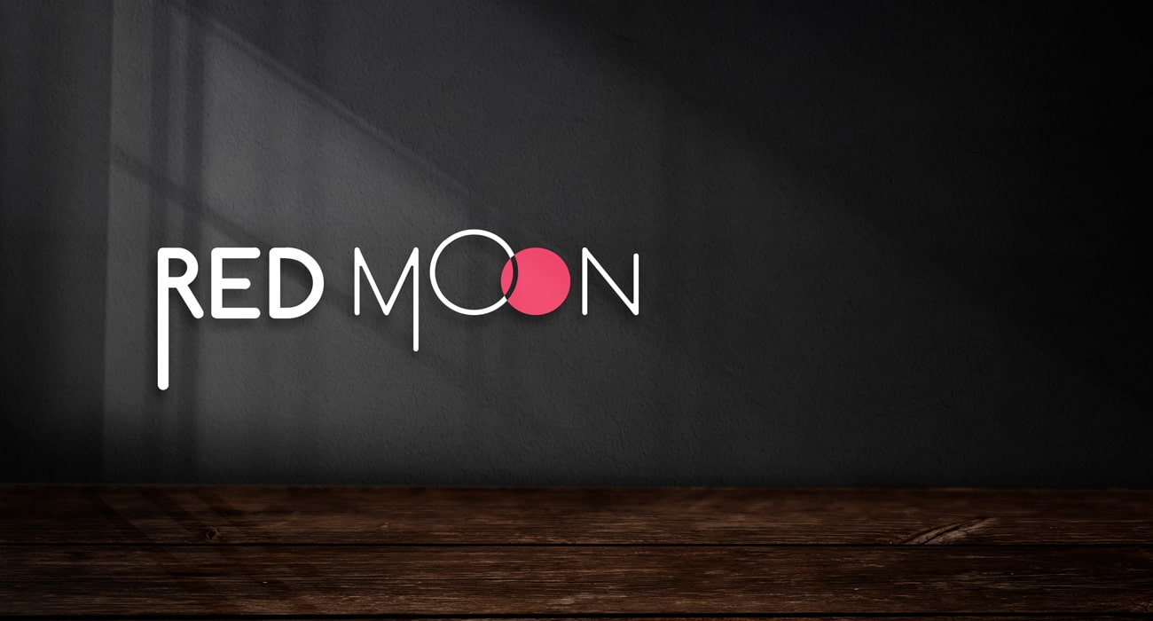 RedMoon Website and branding project