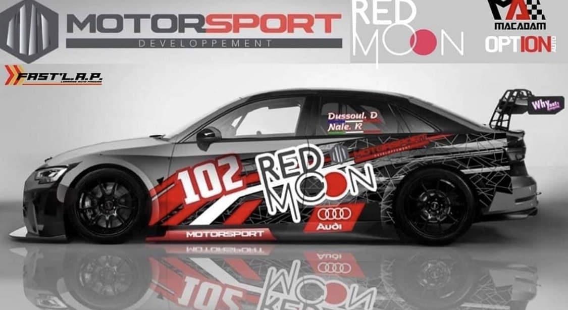 RedMoon Website and branding project