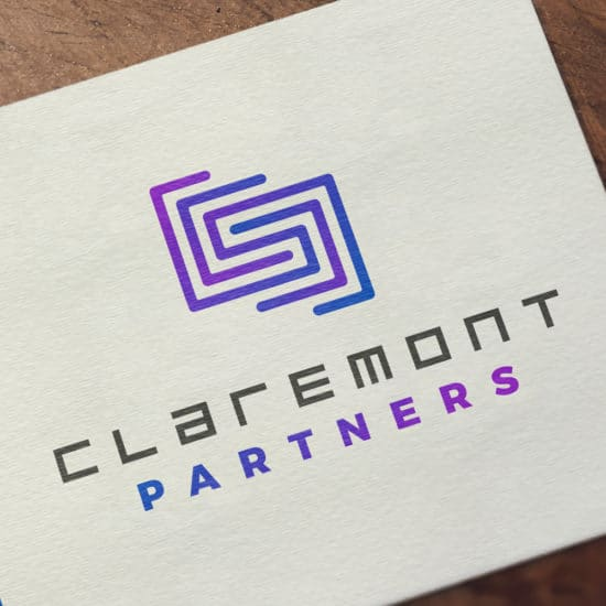 Claremont Partners New Corporate Identity
