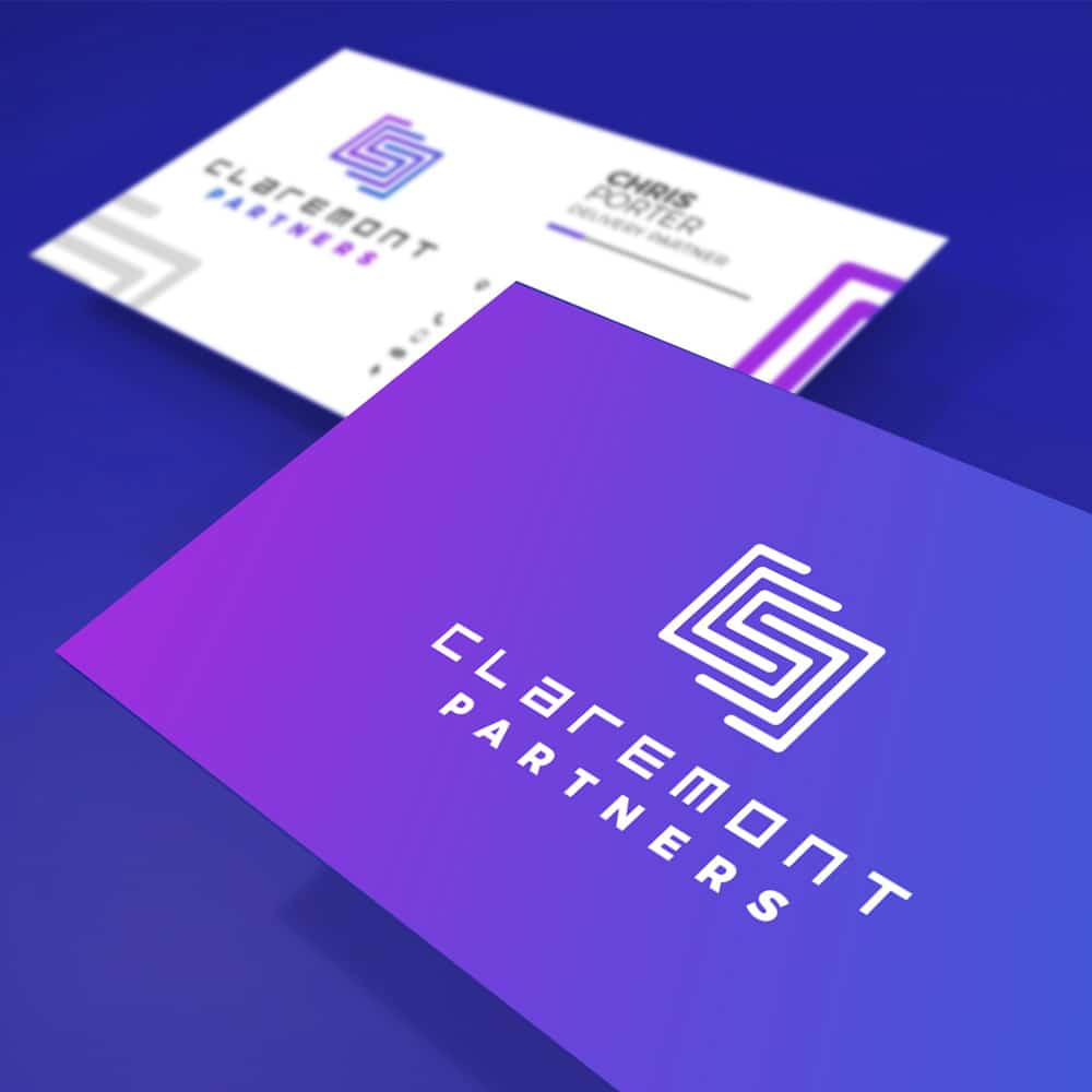 Claremont Partners Corporate Identity Project