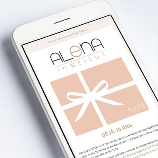 Alena Institut Email Campaigns