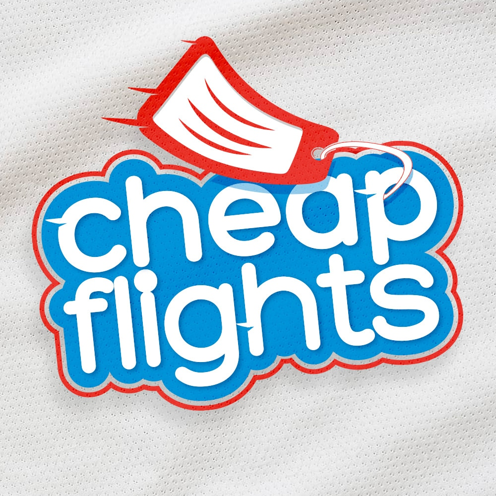 Cheap Flights Logo Project