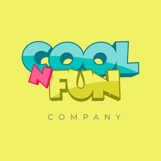 Cool N Fun Co Logo and Branding Project