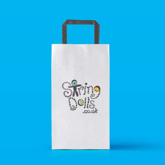 String Dolls Animated Logo