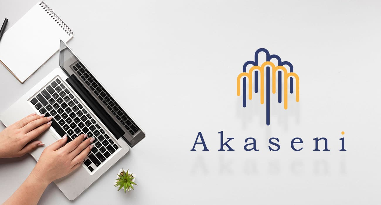 Akaseni Consulting Logo project