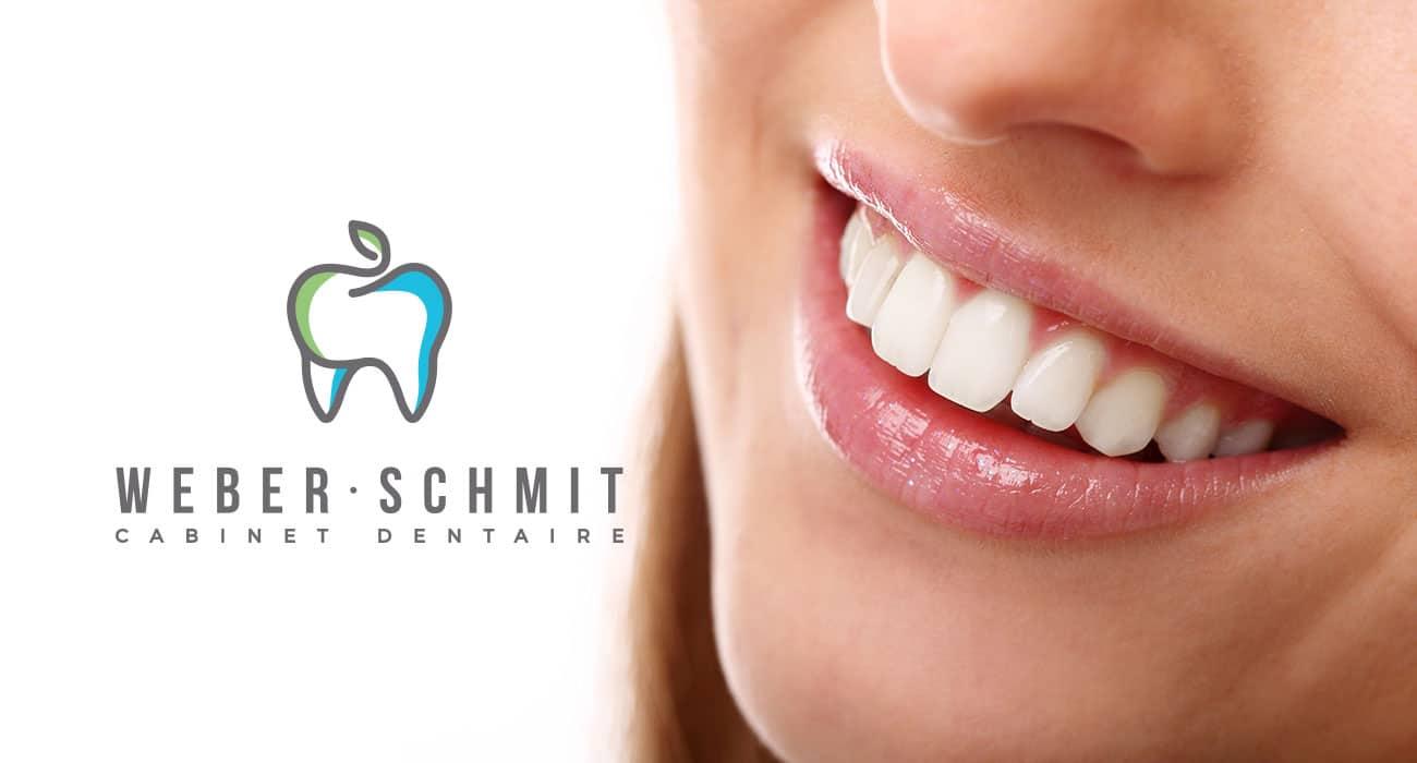 Logo for Weber Schmit Dentist